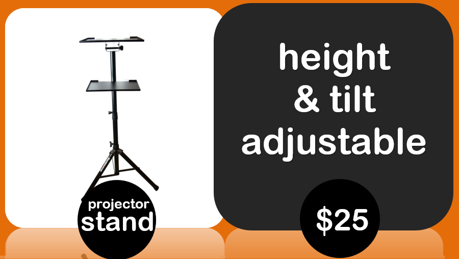 projector standhire Sydney new