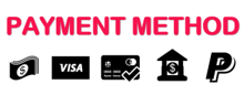 projector hire Sydney payment method 220 width